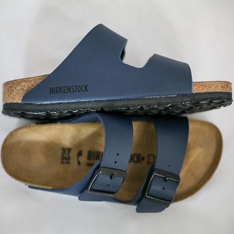 Birkenstock Schuhe in blau