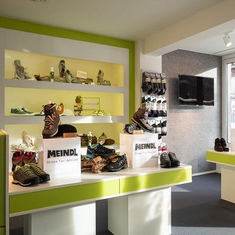 Meindl Schuhe Übersicht
