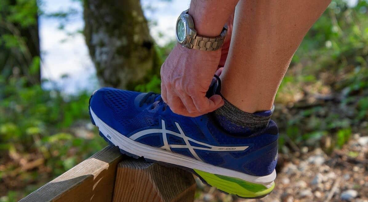 Sporteinlagen zum Laufen