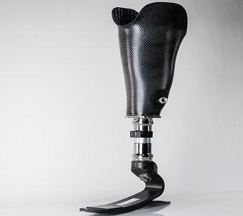 Unterschenkel Prothese